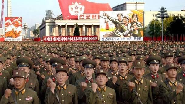 Меттіс вказує на військову потугу КНДР