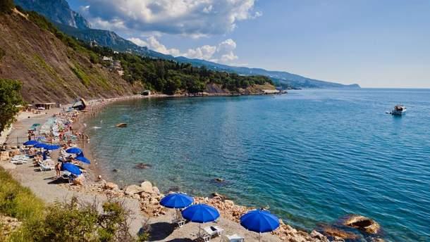 Туризм в окупованому Криму