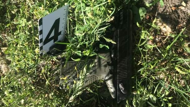 Стрельба в Киеве: ранен россиянин