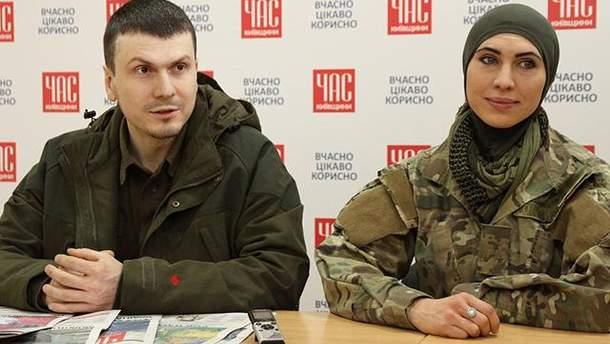 В Адама Осмаева стрелял владелец украинского загранпаспорта
