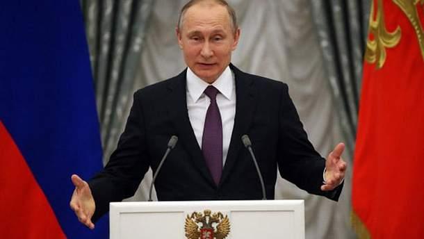 Путин уверен в своей безопасности