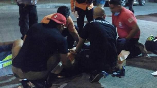 Взрыв в Маниле