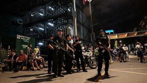 Атака на казино у Філіппінах