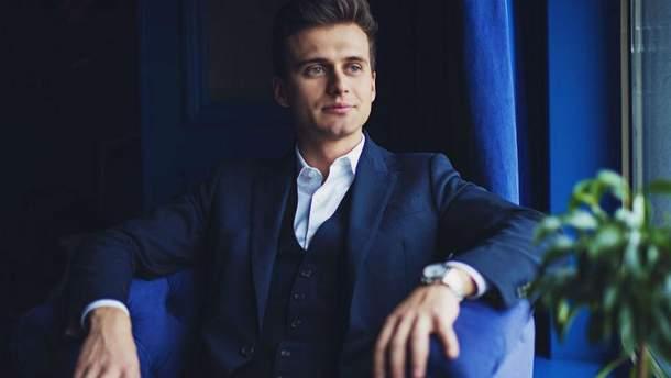 Ведущий Евровидения-2017 Александр Скичко