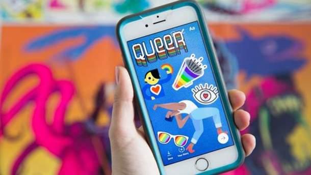 В Instagram додали серію стікерів для ЛГБТ-спільнот