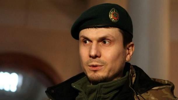 Замах на Адама Осмаєва в Києві
