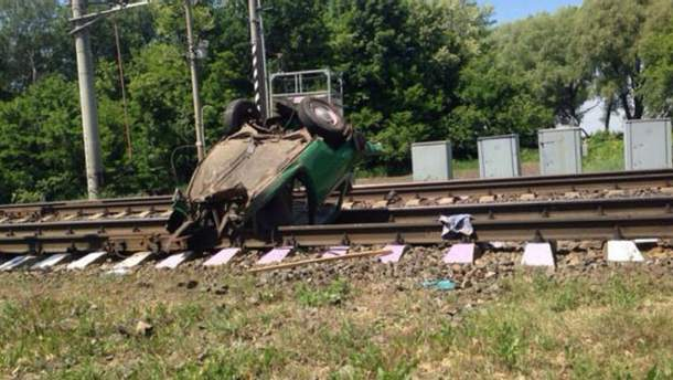 Смертельна аварія на Чернігівщині
