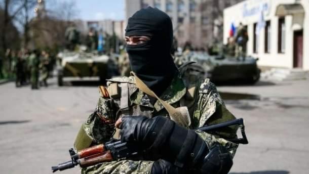 Боевики похищают местное население Донбасса