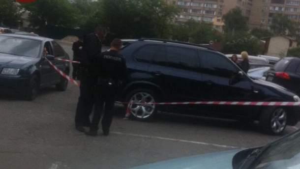 У Києві сталась стрілянина