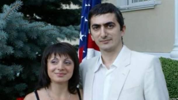 Ернест та Ірина Варданян