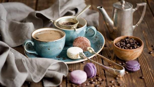 Когда нужно пить кофе: назвали время