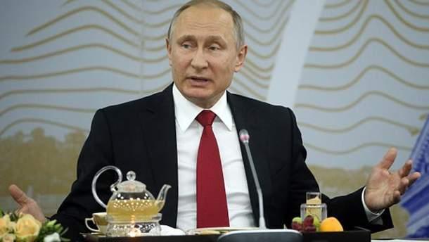 Володимир Путін прокоментував хакерську атаку на президентські вибори у США