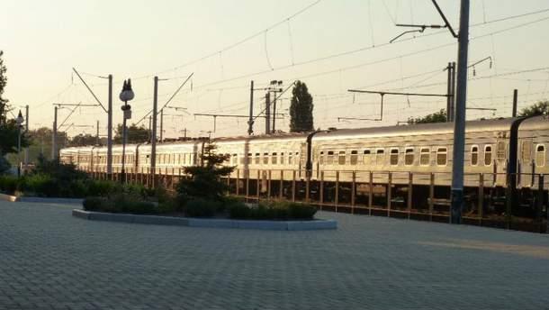 Потяг Ковель – Холм (Ілюстрація)
