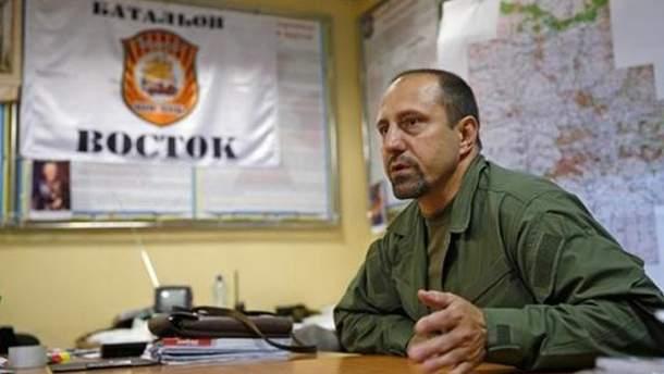 Кремль заборонив бойовику Ходаковському в'їзд до Росії