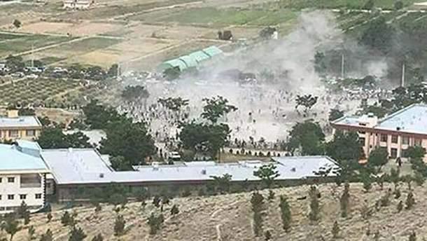 Вибухи на похороні у Кабулі