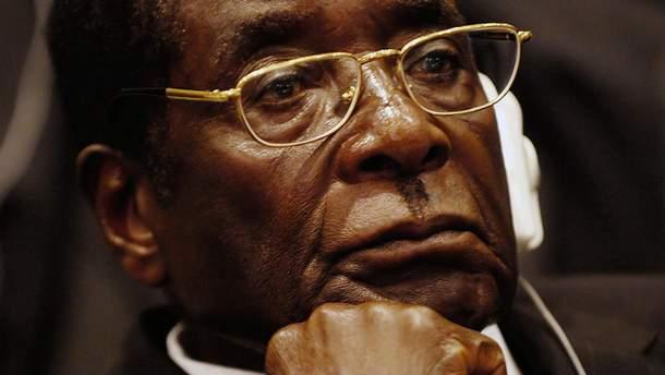 Роберт Габриель Мугабе