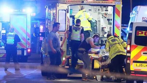 В лондонских терактах украинцев среди пострадавших нет