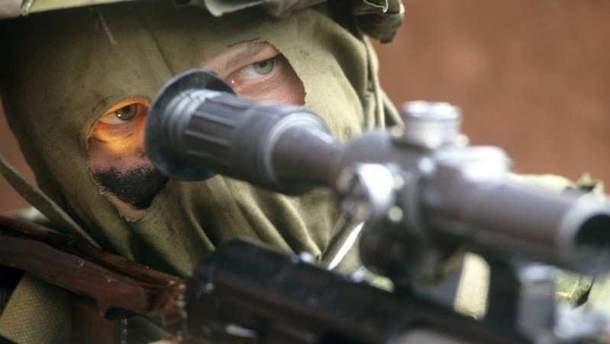 Снайпери бойовиків активізувалися на Донбасі