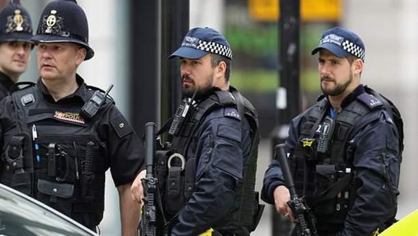 Полиция Лондона перешла на усиленный режим