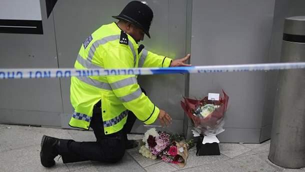 Поліція на місці теракту у Лондоні