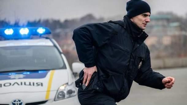 В Бердянске напали на полицейского