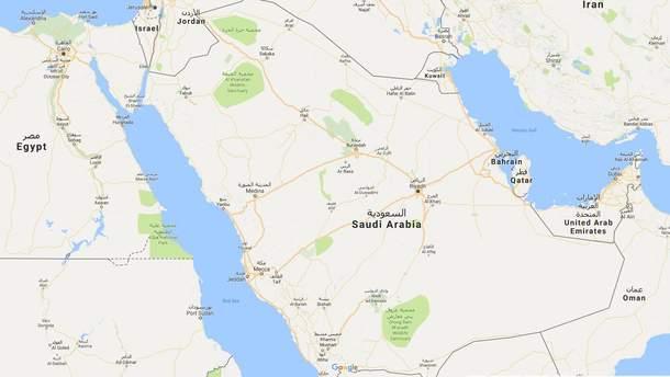 Катар має наземне сполучення лише з Саудівською Аравією