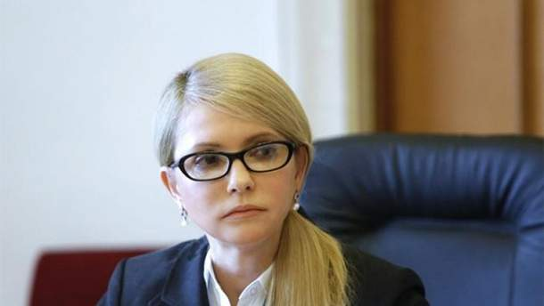 У Тимошенко могут начаться проблемы