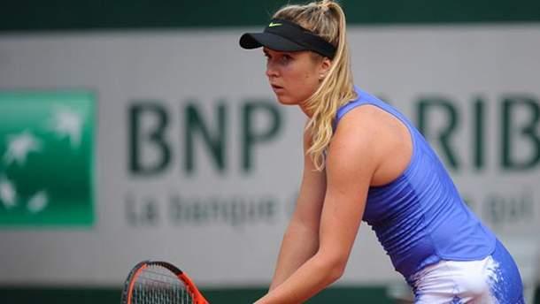 Свитолина выступит в четвертьфинале Roland Garros