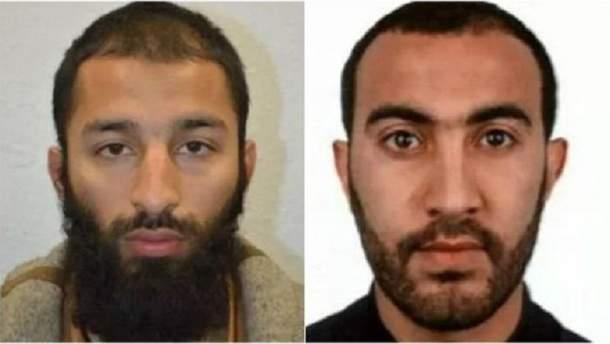 Лондонські терористи