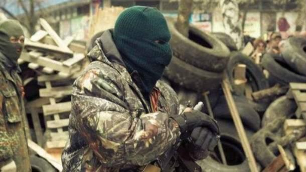 Война на Донбассе: террористы грабят гражданских