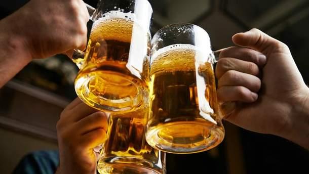 Алкоголь у Києві можна тепер купувати і вночі