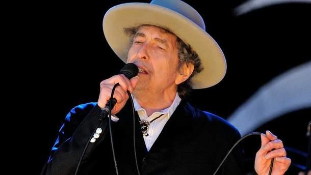 Боб Ділан записав свою Нобелівську промову