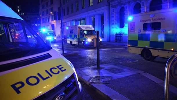 Теракт в Лондоне: полиция назвала имя третьего нападавшего