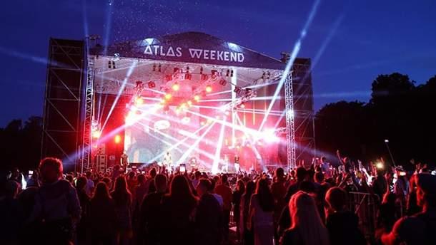 Atlas Weekend 2017 в Киеве