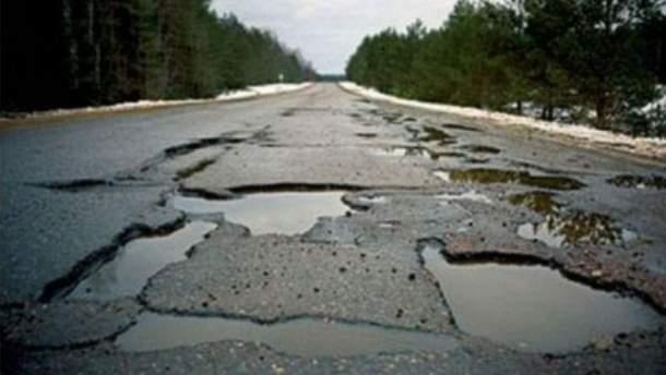 Украинские дороги