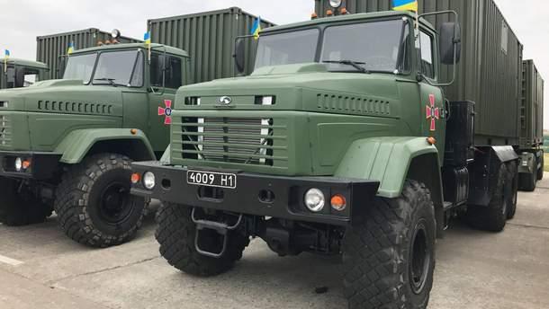 Пральні для військових