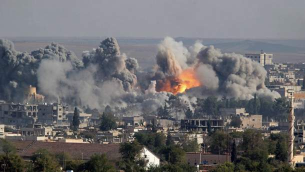 Война в Сирии (фото иллюстративное)