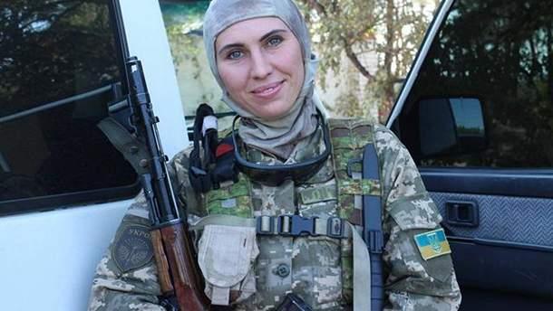 Амина Окуева не считает себя героиней