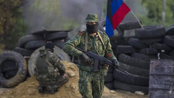 Террорист Донбасса