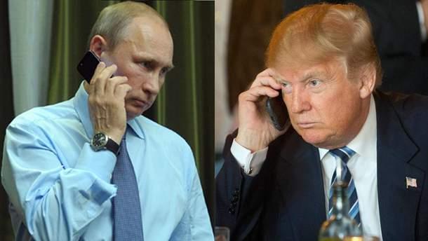 В Кремле ждут встречи Путина и Трампа