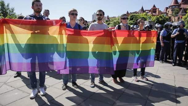 Для ЛГБТ-сообщества в Украине законодательно, вероятно, ничего не изменится