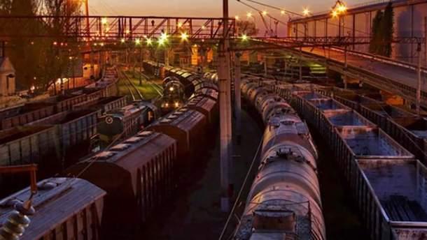 Вантажні вагони