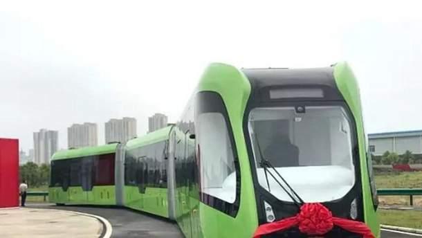 Autonomous Rail Rapid Transit