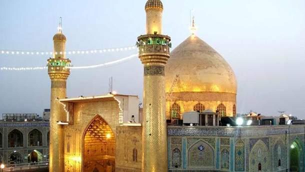Нападник на мавзолей в Ірані наклав на себе руки
