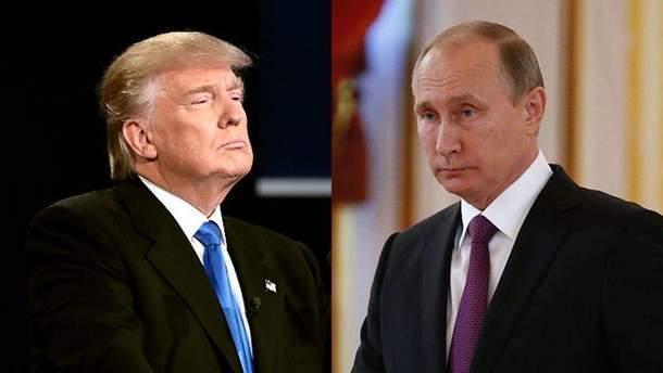 Трамп хоче відновити співпрацю з Росією там, де це можливо
