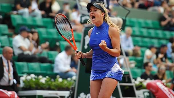 Элина Свитолина на Roland Garros
