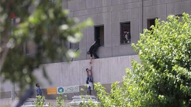 Теракты в Иране