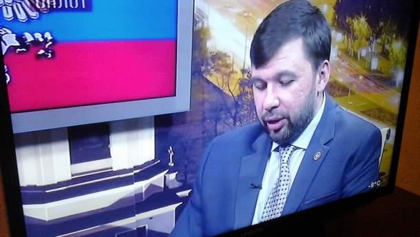 """Телевидение на Донбассе становится """"советским"""""""