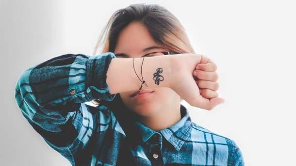 Вчені з США створили татуювання, здатне слідкувати за здоров'ям людини