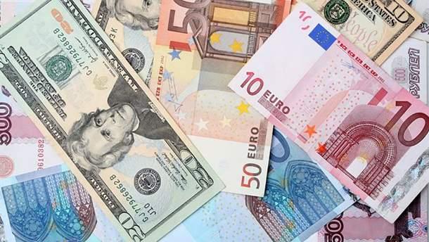 Курс валют НБУ на 8 июня